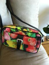 Donald J Pliner Small Cross-Body Bag Made In Italy Pre-ownd