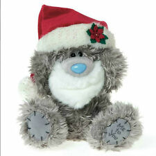 "NEW Carte Blanche Me To You Tatty Teddy Bear With Santa Hat and Beard 8"" 20cm"