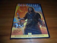 Braveheart (Dvd, 2000, Widescreen) Mel Gibson Sophie Marceau New