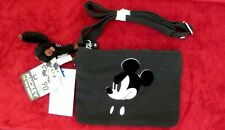 NWT- Kipling Disney Mickey Mouse May 2-in-1 Large Pouch Crossbody ~ Ear to Ear