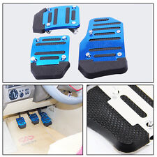 Universal Racing Sports Non-Slip Automatic Car Gas/Brake Pedals Pad Cover Hot