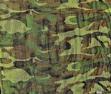 Diorama Zubehör, Tarnnetz grün wald-tarn, 1:16