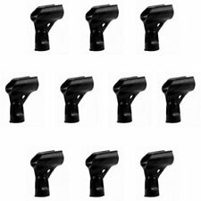 Shure A25DM 10 pack A25D microphone clip holder handheld microphones SM58 SM57