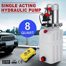 8L Hydraulikaggregat Hydraulik Pumpe 12 V Volt Hydraulikpumpe Hydraulik Auto