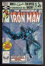 IRON MAN #152 (1981 MARVEL) *1ST APP OF STEALTH ARMOR* NM