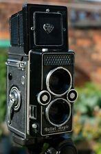 Rolleiflex Magic Twin Lens Reflex Camera- FILM TESTED
