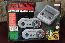 Super Nintendo Classic Mini - SNES mit 21 Spielen in OVP