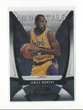 2009-10 Certified #170 James Worthy Lakers 003/500