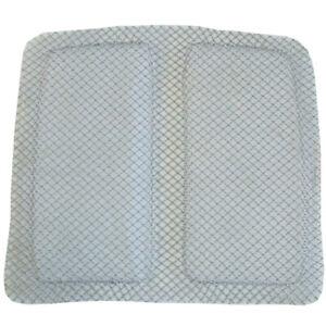 Kenworth T600 Chrome Aluminum Grill Panel # 8007