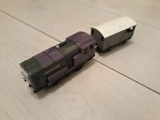 Thomas Trackmaster Splatter Train with brake truck, RARE, battery operated TOMY