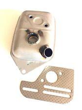 Honda GXR120 Exhaust Muffler Complete Atlas Copco LT5005 Rammer 18310 ZDJ 000