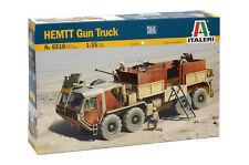 Italeri 6510 1/35 Scale Military Vehicle Model Kit U.S Army M985 HEMTT Gun Truck