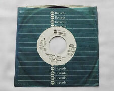 """Stephen BISHOP Save it for a rainy day MONO & STEREO US PROMO 7"""" ABC (1976) EX"""