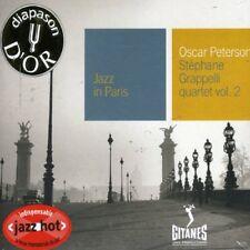 CD de musique digipack pour Jazz Oscar Peterson
