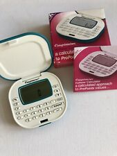 Weight Watchers PROPOINTS Calculator in Green/Teal Fully Working. Used.