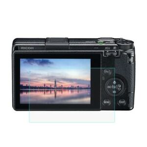 For Ricoh GR III, 2.5D 9H Hard Tempered Glass Film LCD Screen Protector