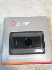 Zune Wireless Remote for Zune Dock