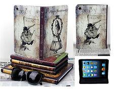 For New iPad Mini 1 2 3 Authentic Retro Vintage Alice In Wonderland Case Cover