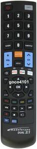 NS-50PX REPLACEMENT NEC REMOTE CONTROL NS50PX NLT32FHDL1 NLT37FHDEM5 G347203SE7