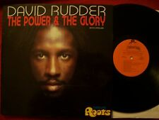 David Rudder / Charlie´s Roots - The power & the glory    klasse LP