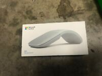 OB Microsoft Surface Bluetooth Wireless Arc Mouse CZV-00001 GRAY