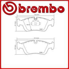 07.B314.31#80 PASTIGLIE FRENO ANTERIORE SPORTIVE BREMBO SPORT BMW 3 Touring (E46
