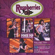 Power Pop, Vol. 2 by The Raspberries (CD, Oct-1996, Rpm)