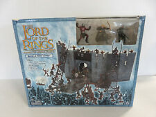 Lord of the Rings Armies of Middle-Earth Battle At Helm'S Deep Playset - Nib!