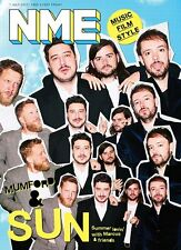 NME - Mumford And Sons Cover And Interview - One Day Publication Only