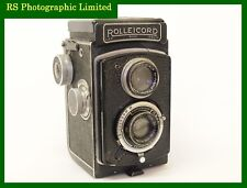 Rolleicord 1a Model 3. K3 TLR ( Twin Lens Reflex ) Camera & Case. Stock No U8095