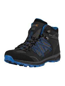 Regatta Men's Samaris II Mid Walking Boots, Black