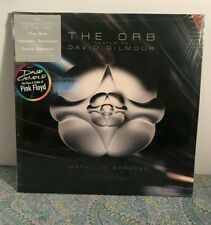 NEW LP ~THE ORB FEATURING DAVID GILMOUR FROM PINK FLOYD ~ ***READ***