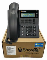 Shoretel 420 IP Phone (IP420, 10495) - Brand New, 1 Year Warranty