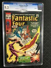 Fantastic Four #105 CGC 9.2 NM-  Mile High 2