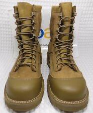 "💖 Danner 15610X USMC RAT 8 "" MOJAVE Steel Toe Combat Boots Size 5 Men R"