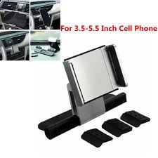 360° Rotating Car CD Slot Phone GPS Sat Nav Mount Stand Holder ABS Universal New