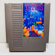 Tetris -- NES Nintendo Classic Original Puzzle Game GUARANTEED! Clean Tested