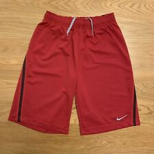 Nike Red Shorts Size Large