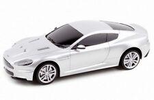 JAMARA Voiture Télécommandée Aston Martin Dbs Coupe - Argent - 5 Pièces - 404101