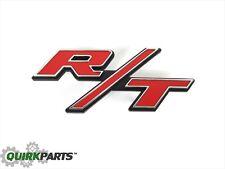 2009 2010 2011 2012 Dodge Ram 1500 RT R/T Front Grille Emblem Decal MOPAR OEM