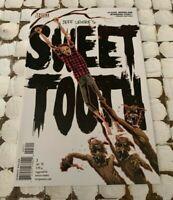 Sweet Tooth #3 Vertigo Comics 1st Print Jeff Lemire Hulu Optioned Comic Book NM