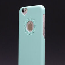 Girly Heart Ornamental Case Ultra Thin Fit Cover, iPhone 4 4s 5 5s 6 6s Plus SE