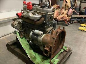 UNUSED ISUZU ENGINE C240 PW-28, DIESEL