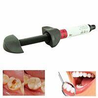 Fill Teeth Holes & Whiten Teeth at Home! Light Cure Hybrid Resin Syringe Tone A3