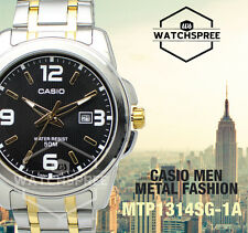 Casio Classic Series Men's Analog Watch MTP1314SG-1A