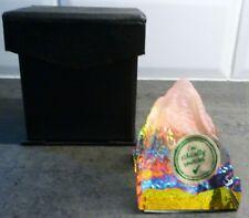 Jones hogar y regalo Arco Iris Cristal De Montaña casquete Pisapapeles Reflectante