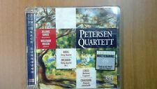 PETERSEN QUARTETT - RAVEL MILHAUD LEKEU CHAUSSON). CD