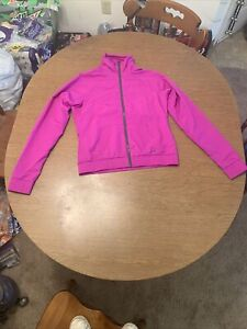 Under Armour Women's Windbreaker Jacket Pink Size S