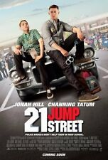 21 Jump Street Movie Poster 24x36 2012 Channing Tatum