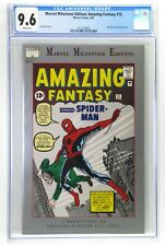 Amazing Fantasy #15 1992 CGC 9.6, My Rare CGC Graded Comics Are Currently Listed